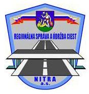 Regionálna správa a údržba ciest Nitra a.s. (Nitra) Nyitrai Regionális Áštkarbantartó Részvénytársaság (Nyitra)